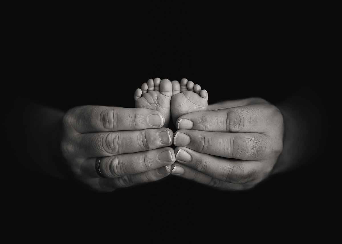 Little Dreams - Fotografering af nyfødte på mellem 0 og 14 dage hos fotograf