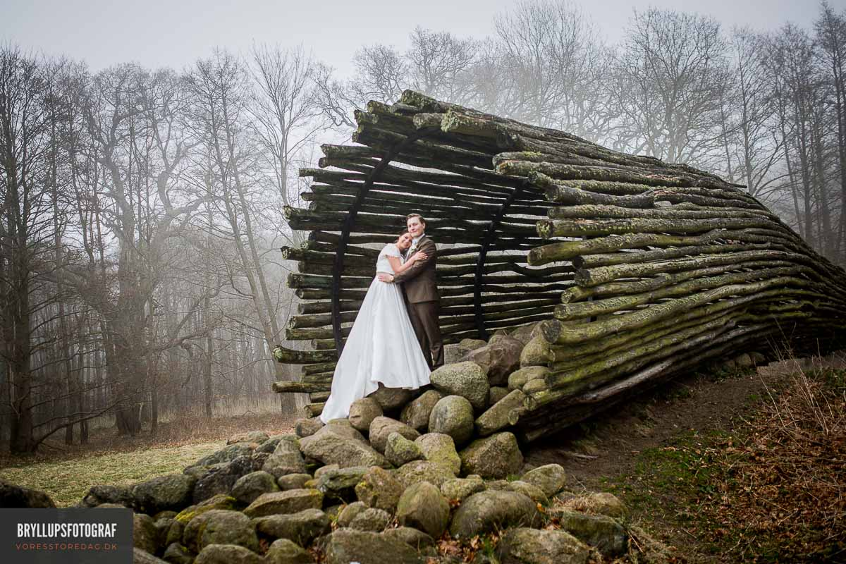 din professionelle bryllupsfotograf kolding