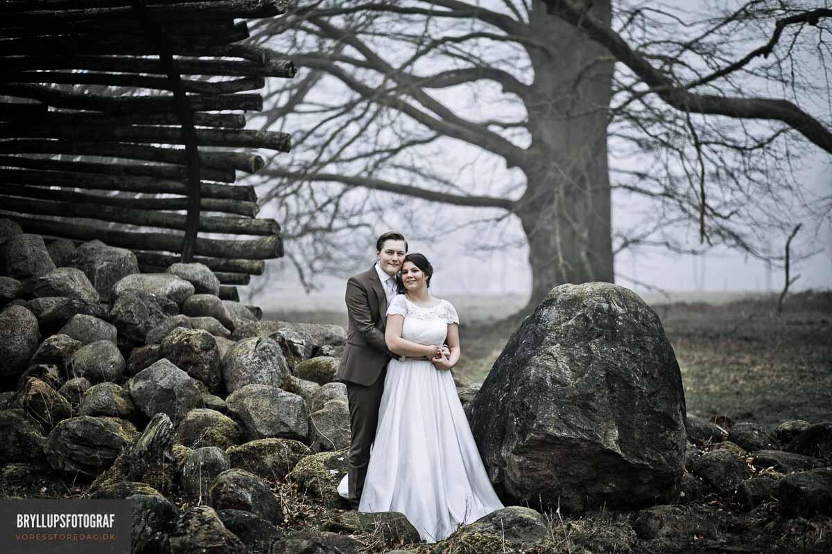 En guide til hvordan I finder den rette bryllupsfotograf til jeres bryllup
