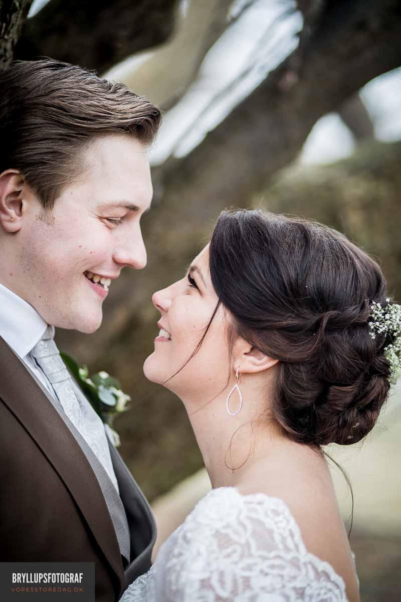 bryllupsfoto ved kolding