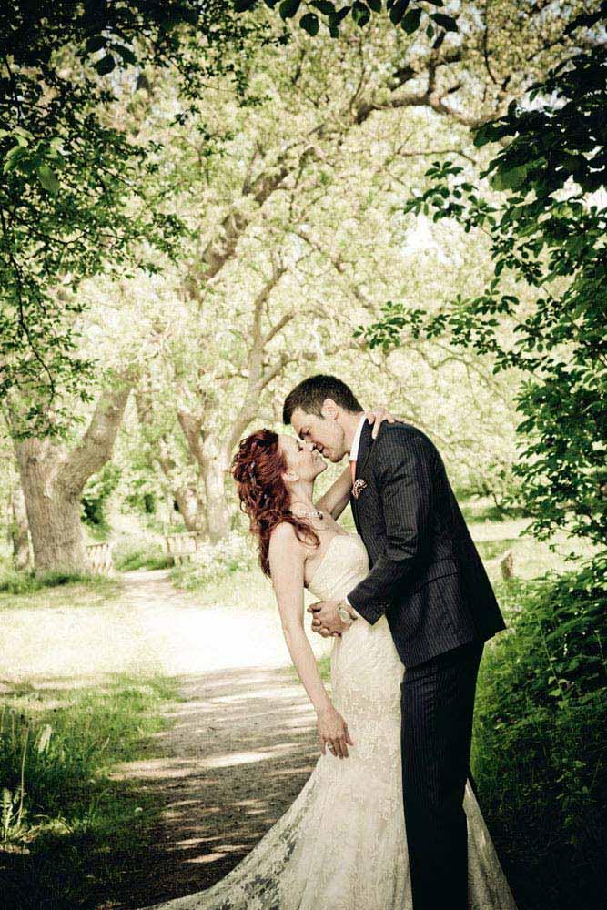 Danmarks bedste bryllupsfotografer kolding