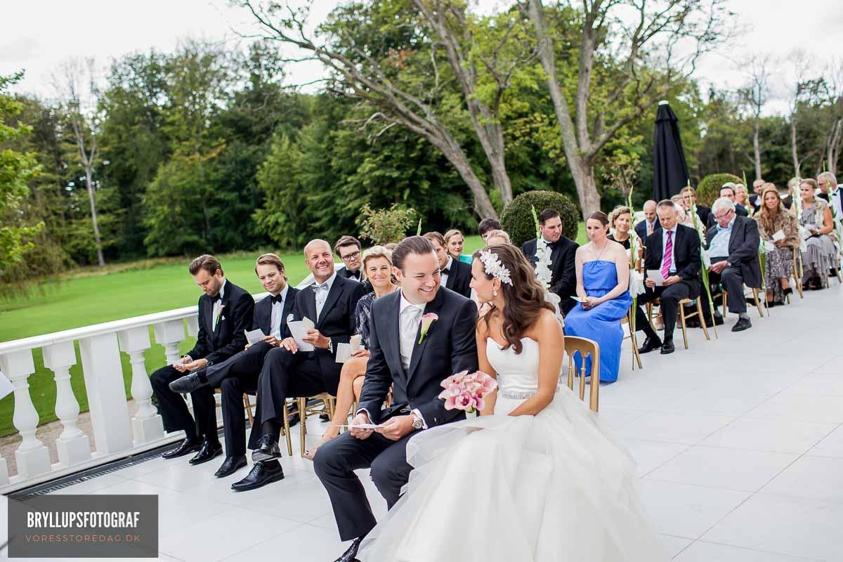 forberedelse, vielse, reception, fest, brudevals kolding