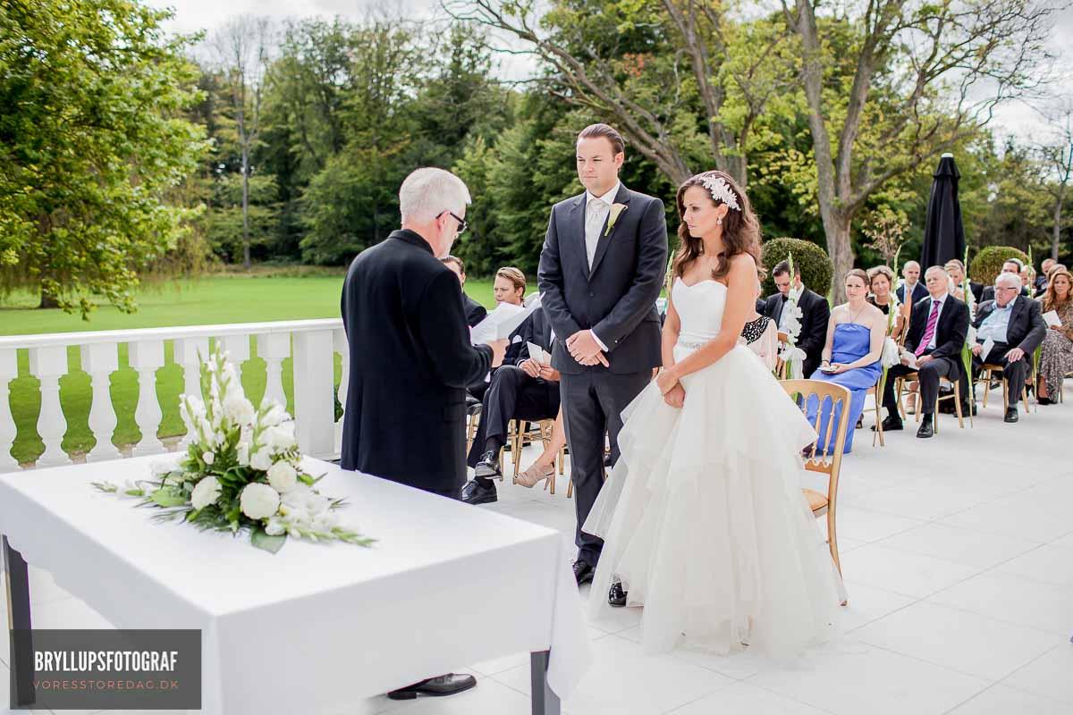 klassiske bryllupsportrætter kolding