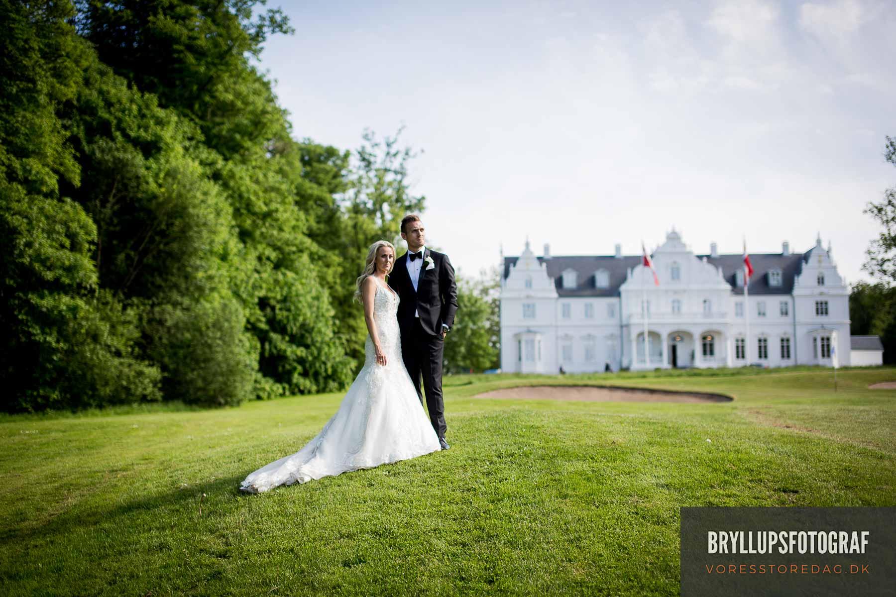 En fantastisk bryllupsfotograf kolding