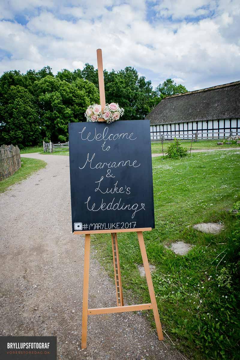 Bryllupsfotograf der er kreativ, stilfuld og personlig