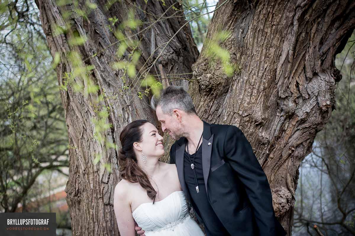 Bryllupsfotograf og bryllupsfilm