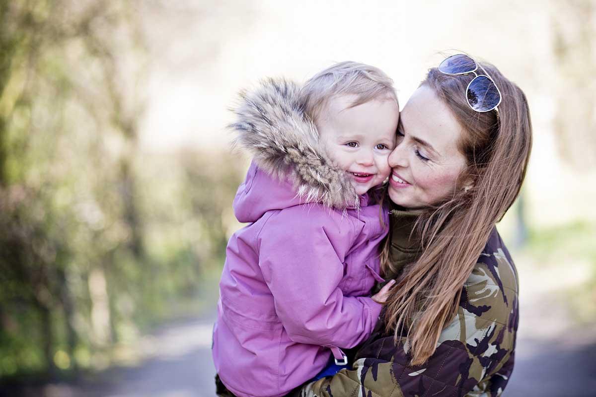10 tips til familiefotografering