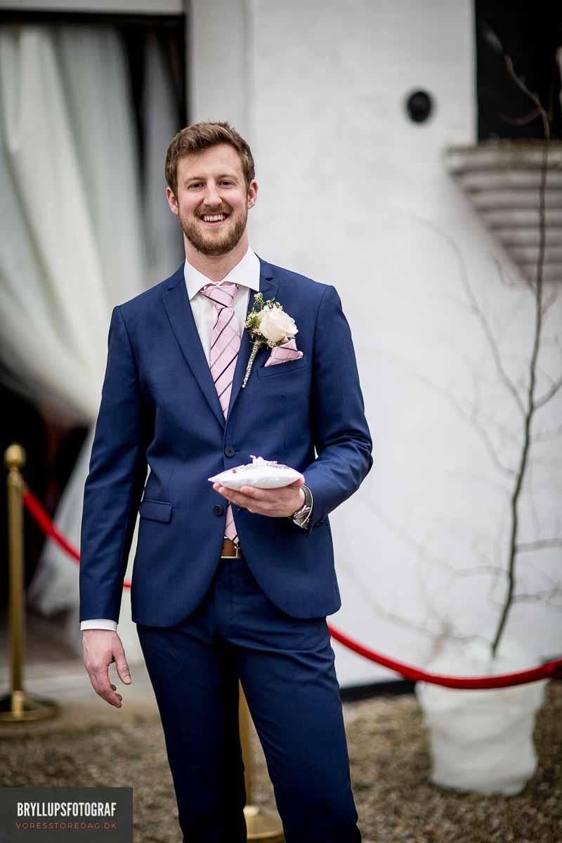 Professionel portræt- og bryllupsfotograf