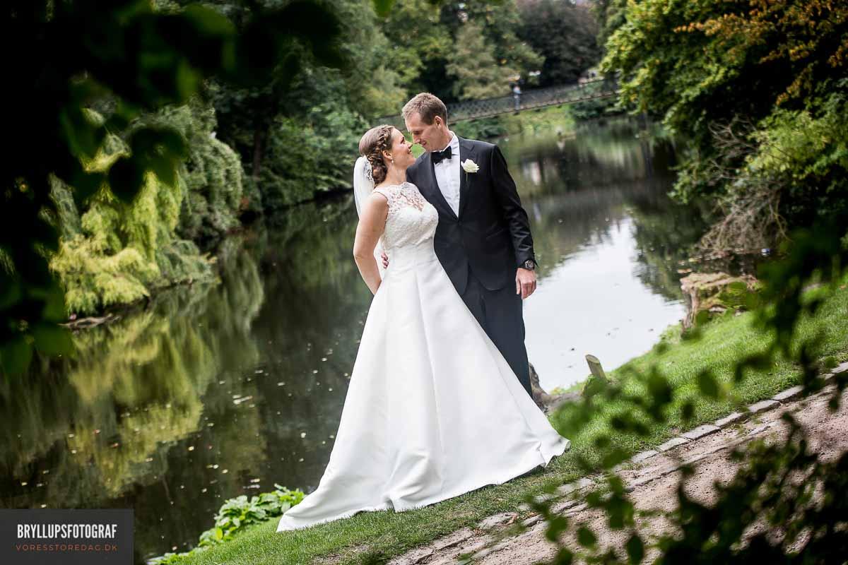 Passioneret bryllupsfotograf koldin