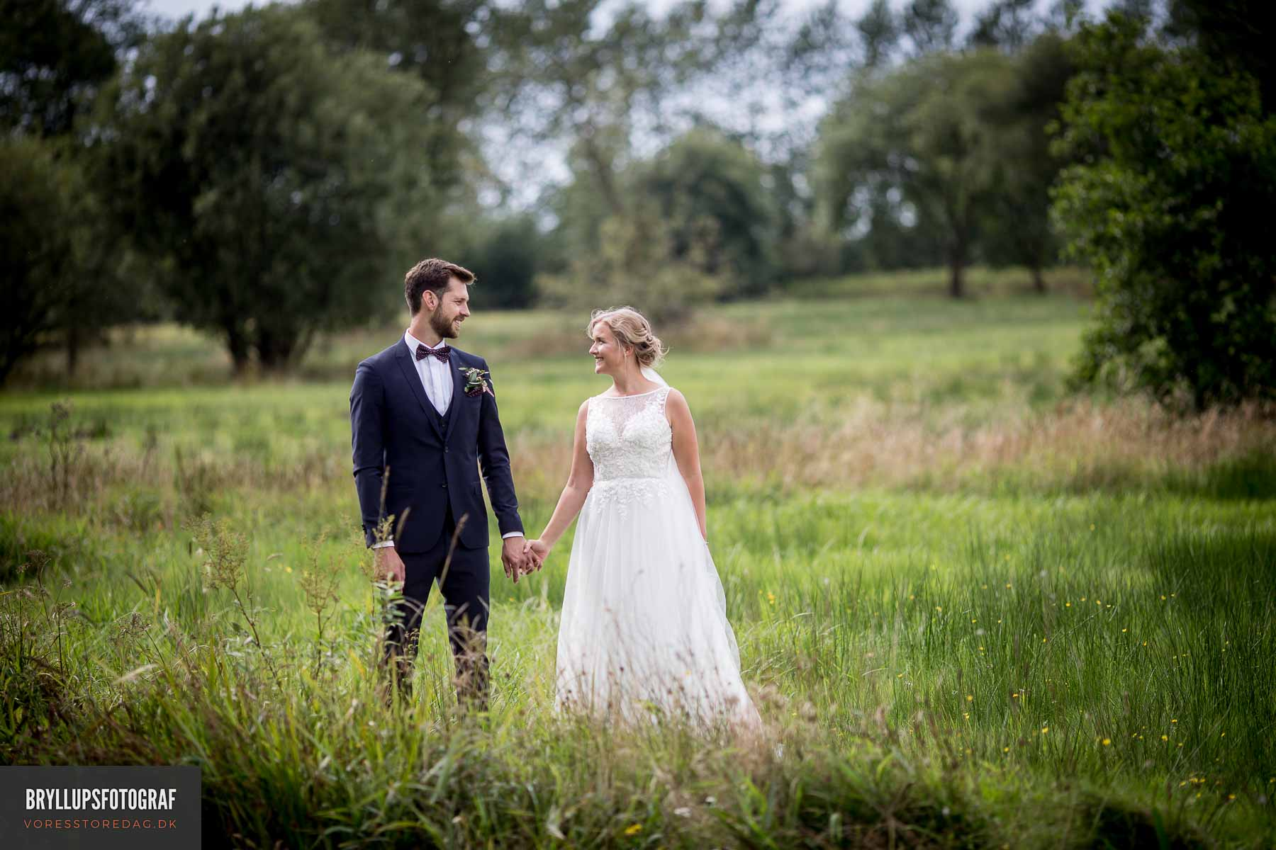 Der er mange spørgsmål, som du kan bede din bryllupsfotograf uddybe