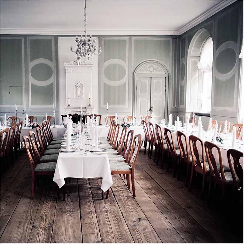 Selskabslokaler & festlokaler - Restaurant Ridehuset
