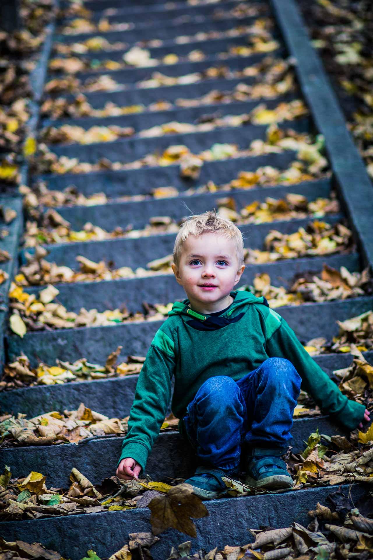 Børnefotografering med fokus på høj kvalitet