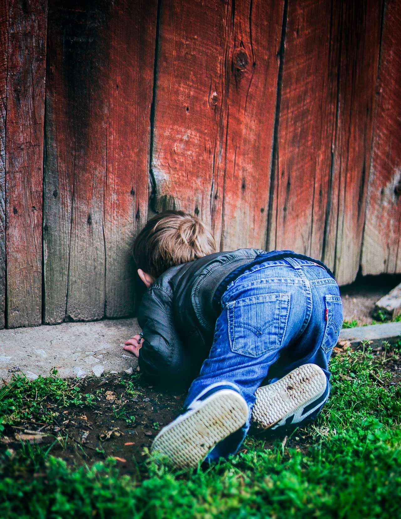 Børnefotografering når det er bedst