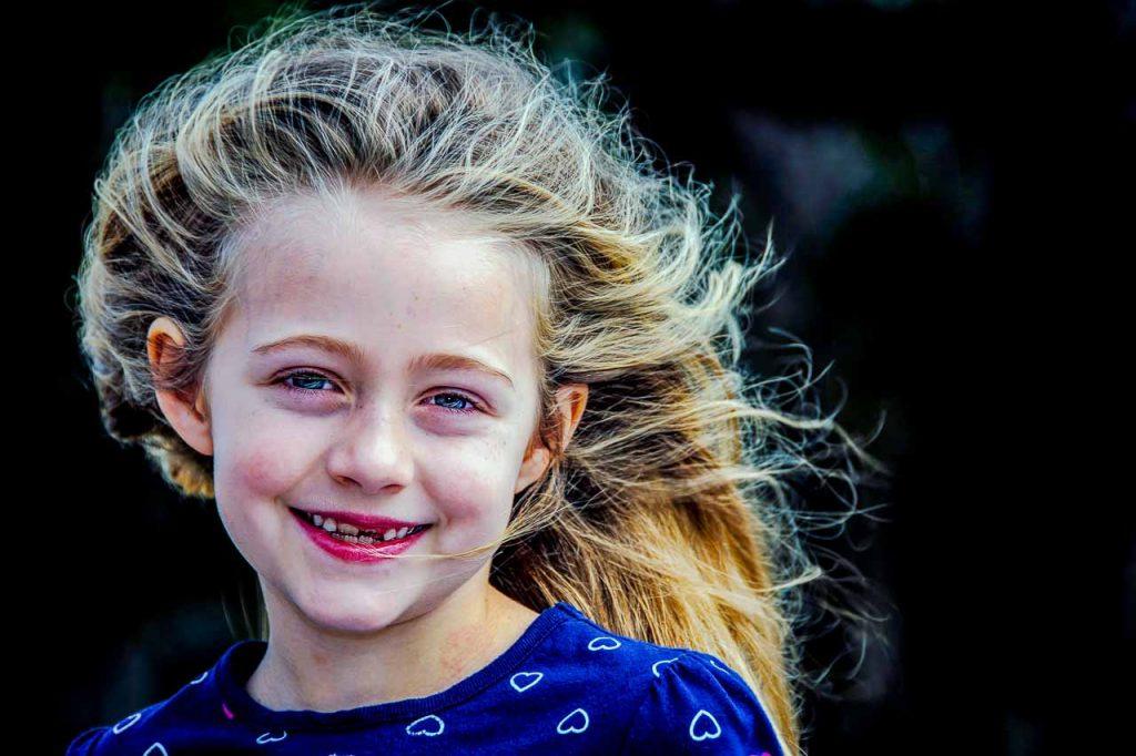 Børnefotografering og børnefotograf