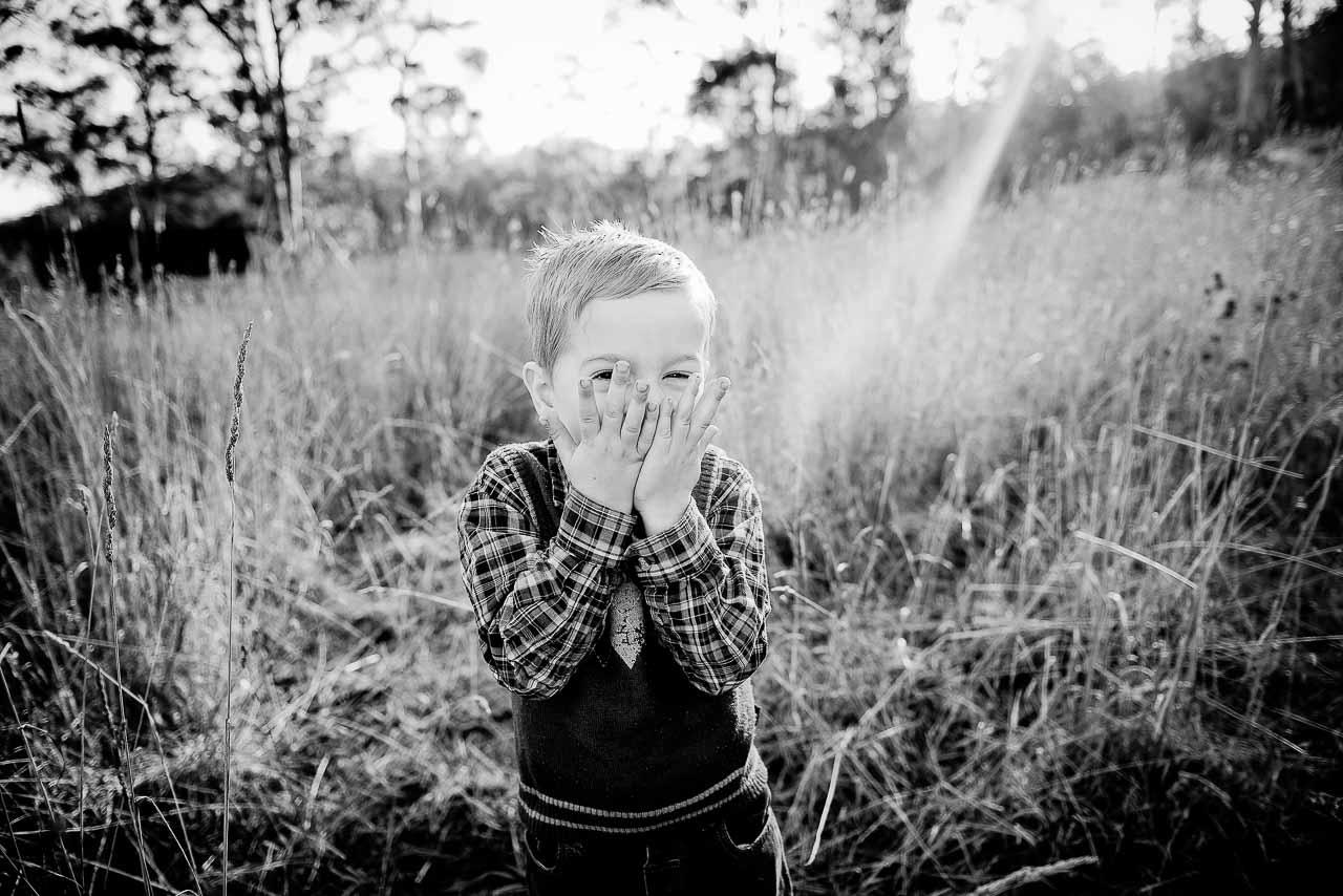 Pris på børnefotografering