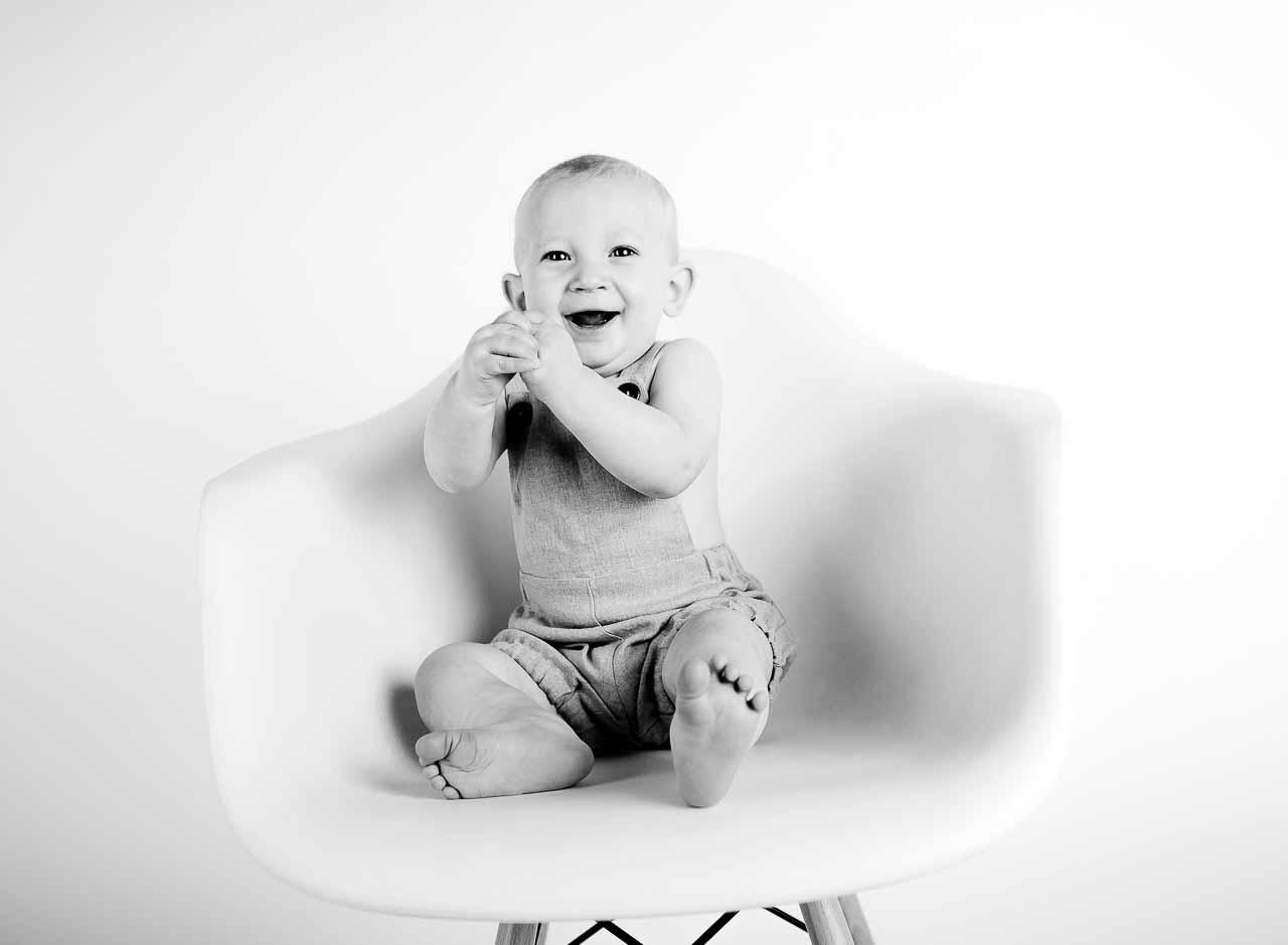 Sådan skaber du det ægte udtryk ved børnefotografering