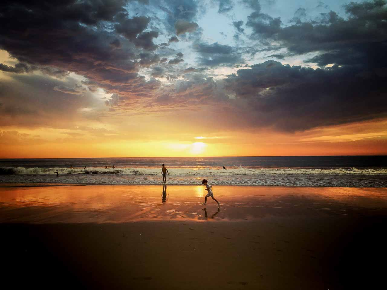 Børnefotografering hos kvindelig fotograf