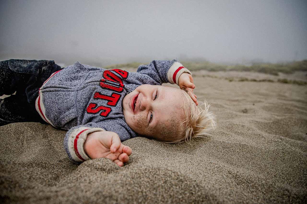 Børnefotografering med personlighed