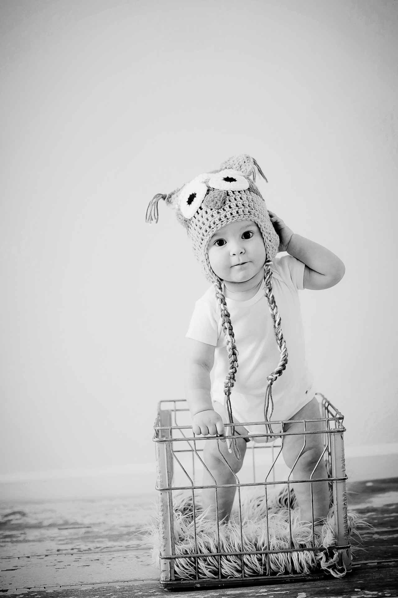 Enestående børnefoto