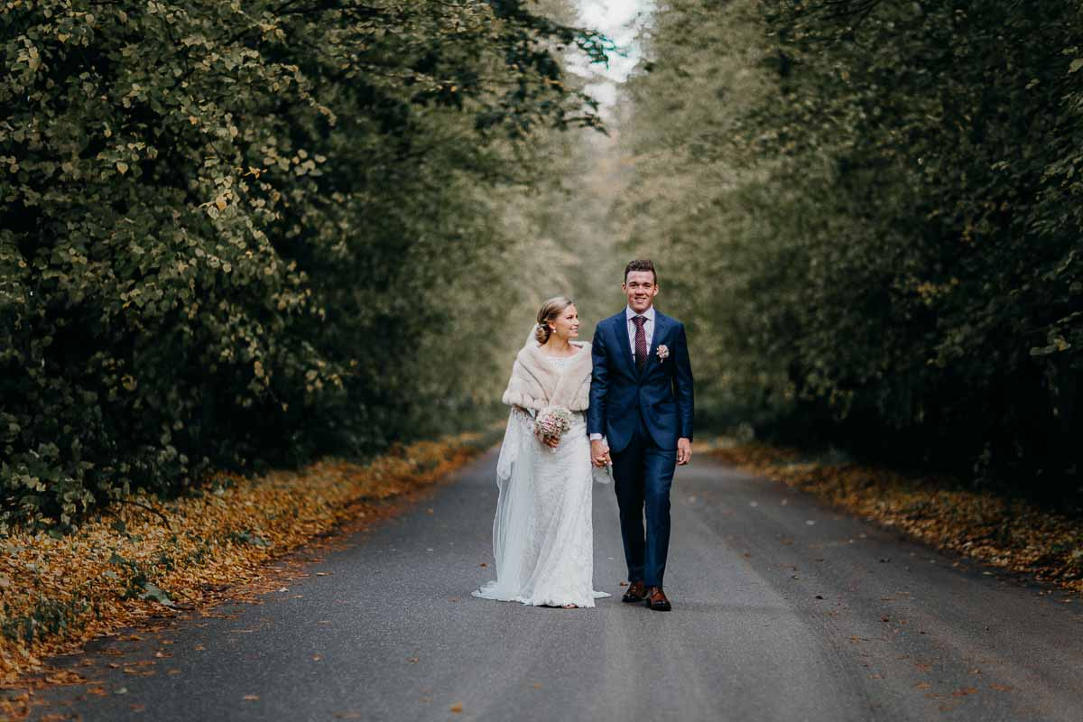 Hvorfor vælge Kolding til brylluppet?