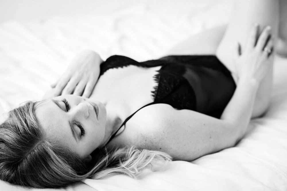 Den professionelle boudoir fotograf