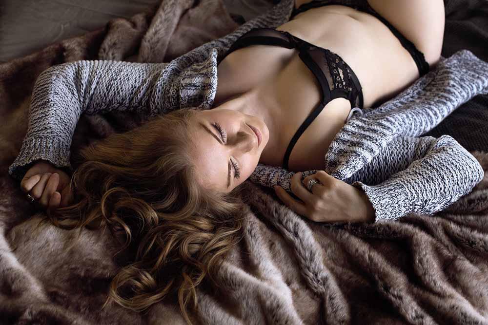billeder ved boudoir foto